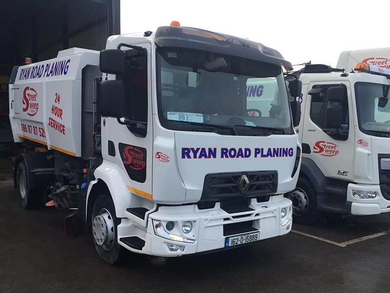Ryan Road Planing Services